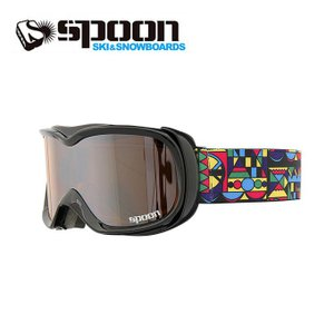 スプーン SPOON スキー ボード ゴーグル ジュニア SUNNY サニー SNP-635-1|himaraya