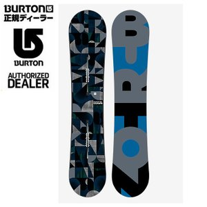 バートン BURTON スノーボード板 フリースタイルボード クラッシュ CLASH 【16-17 2017モデル】 himaraya