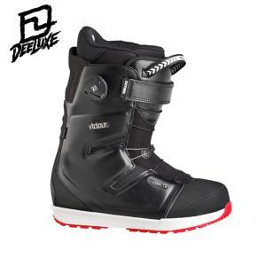 ディーラックス ( DEELUXE ) スノーボードブーツ・ダイヤルタイプ ( メンズ ) VICIOUS Black