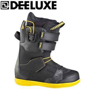 ディーラックス ( DEELUXE ) スノーボードブーツ・ひもタイプ ( メンズ ) THE BRISSE Black