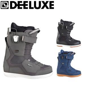 ディーラックス ( DEELUXE ) スノーボード ブーツ ( メンズ ) ID 6.2 アイディー スノボ ボード ブーツ 熱 成型 サーモ 2017 16/17