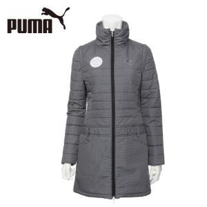 プーマ PUMA ゴルフ ウェア レディース チドリPT中綿ワンピース 923488