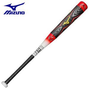 ミズノ ( MIZUNO ) 野球バット ( ジュニア ) 少年軟式用 ビヨンドマックス オーバル(FRP製) 1CJBY11877