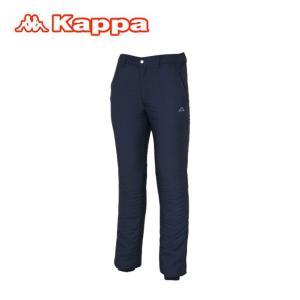 カッパゴルフ KAPPA GOLF ゴルフウェア メンズ MENS 中綿パンツ KG652PA48|himaraya
