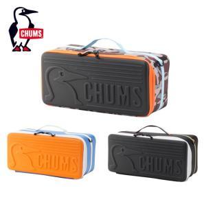 チャムス CHUMS アウトドアアクセサリー Booby Multi Hard Case L ブービーマルチハードケース L CH62-1087