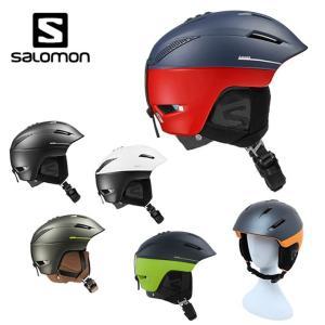 サロモン salomon スキーヘルメット メンズ レディース RANGER2 C.AIR レンジャー2C.エアー ウィンタープロテクター|himaraya