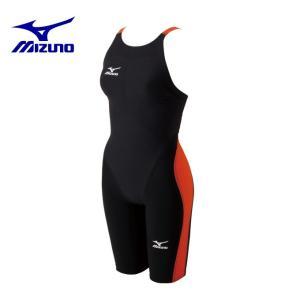 ミズノ   競泳水着 レーシング   ハーフスーツGX-SONIC II MR N2MG520254