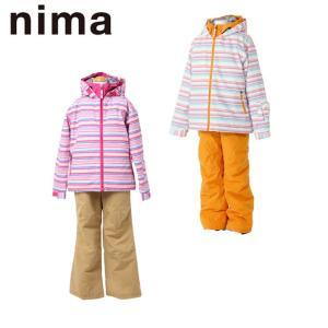 ニーマ nima ジュニアスキーウェア JR-6007
