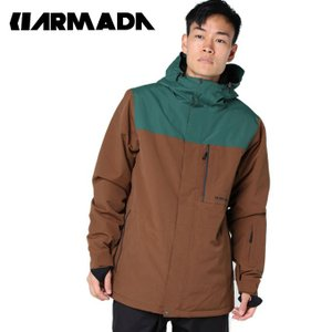アルマダ ARMADA スキージャケット メンズ MANTLE INS JK|himaraya