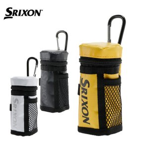 スリクソン SRIXON ゴルフ ボールケース ターポリン ボールポーチ GGF-B2014