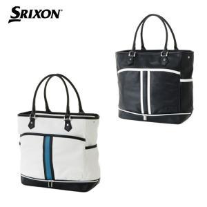 スリクソン SRIXON ゴルフ メンズ トートバッグ 2段式 GGB-S116|himaraya