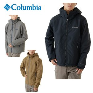 コロンビア Columbia アウトドアウェア トレッキング ウィンドブレーカー メンズ レイクパウエルジャケット PM3656|himaraya