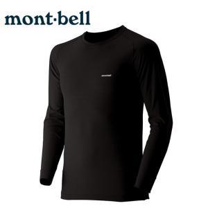 モンベル ( mont bell ) アンダーシャツ 長袖 メンズ ジオライン EXP.ラウンドネックシャツ Men's メンズ 1107518|himaraya