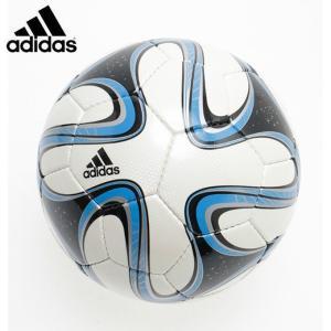 アディダス adidas サッカーボール 5号球 検定球 中学校 高校 一般 ブラズーカ AF5820WB