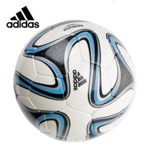 アディダス adidas サッカーボール 4号球 小学校用 ジュニア ブラズーカ 軽量 手縫い AF4820WBL 検定球