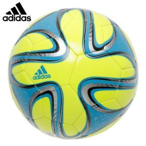 アディダス adidas サッカーボール 5号球 中学校 高校 一般 ブラズーカ AF5837YB