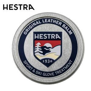 ヘストラ HESTRA レザークリーム レザー バーム LEATHER BALM 60ml 91700