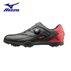 ミズノ ゴルフ スパイク メンズ LIGHT STYLE 002 Boa 51GM1760  MIZUNO|himaraya