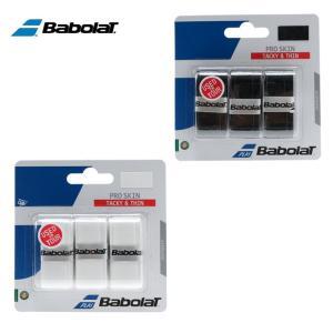 バボラ ( Babolat ) テニス 極薄タイプ 3本入り プロスキン×3 BA653036
