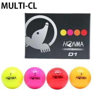 本間ゴルフ HONMA ゴルフ ダースボール ...の詳細画像2