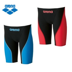 アリーナ arena FINAマーク付 競泳水着 ハーフスパッツ メンズ FINA M/AQUAFORCEスパッツ フィナ アクアフォーススパッツ ARN-7011M himaraya