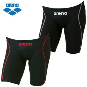 アリーナ FINA承認 競泳水着 ハーフスパッツ メンズ FINA Xパイソン2スパッツ ARN-7022M arena スイムウェア 水着|himaraya