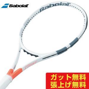 バボラ 硬式テニスラケット ピュアストライク 18/20 PURE STRIKE BF101314 Babolat メンズ レディース|himaraya