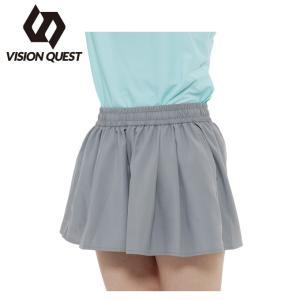 ビジョンクエスト VISION QUEST  ランニング レディース RUNキュロットスカート VQ561009G04