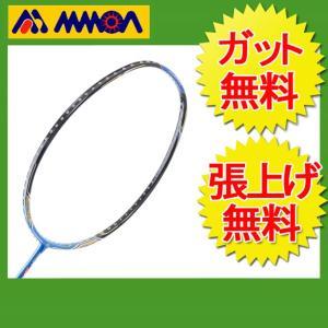 モア MMOA バドミントンラケット 未張り上げ エアパワー2900 MBR-2900 himaraya