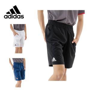 アディダス テニスウェア ハーフパンツ メンズ BX493 adidas バドミントンウェア
