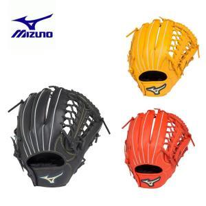 ミズノ MIZUNO 野球グローブ 軟式用 グラブ セレクトナイン 1AJGR16607 軟式グラブ 軟式 グローブ 一般外野手用|himaraya