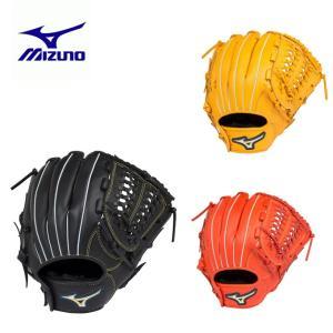 ミズノ MIZUNO ソフトボールグローブ グラブ セレクトナイン   1AJGS16610 ソフトグラブ ソフト グローブ 一般用 オールラウンド用