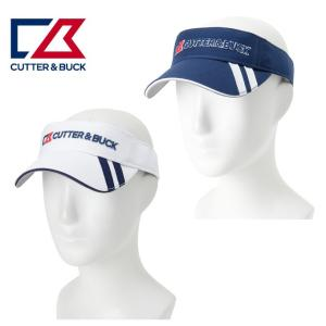 カッター&バック CUTTER&BUCK  ゴルフ メンズ  ラインバイザー CBM0409|himaraya
