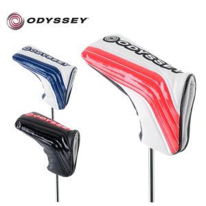 オデッセイ ODYSSEY ゴルフ ヘッドカバー ソリッド ブレード パター カバー Solid Blade Putter Cover 17 JM|himaraya