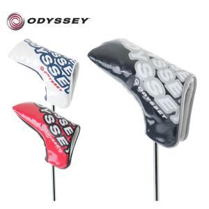 オデッセイ ODYSSEY ゴルフ ヘッドカバー スナッズ ブレード パター カバー Snazz Blade Putter Cover 17 JM|himaraya