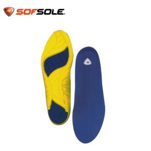 ソフソール ランニング インソール メンズ アスリート Athlete 1302 SOFSOLE
