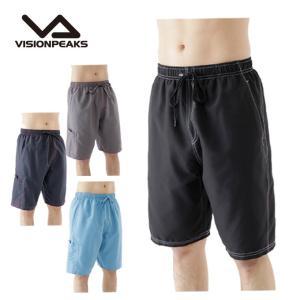 ビジョンピークス VISIONPEAKS サーフパンツ メンズ トランクス VP470101G01 遊泳水着 海水パンツ