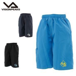 ビジョンピークス VISIONPEAKS サーフパンツ 男の子 ジュニア トランクス VP470108G01 遊泳水着 海水パンツ