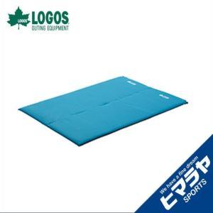 ロゴス インフレーターマット 大型 超厚 セルフインフレートマット・DUO 72884140 LOGOS|himaraya