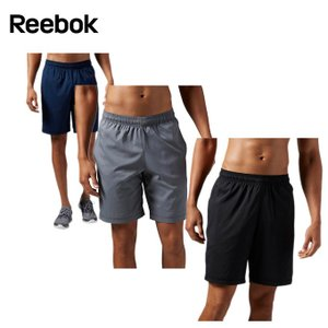リーボック Reebok スポーツウェア ボトムス ズボン ショート パンツ メンズ EL SFT POLY SHRT ウーブンショーツ AAL22