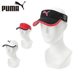 プーマ PUMA  ゴルフ アクセサリー サンバイザー 帽子...
