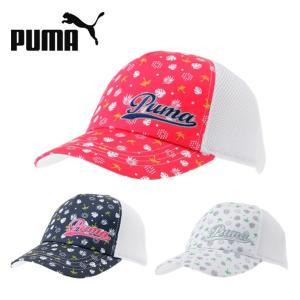 プーマ PUMA ゴルフアクセサリー キャップ 帽子 ゴルフ レディース ウィメンズ グラフィック トラッカー 866432 himaraya