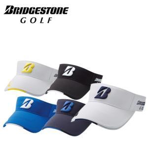 ブリヂストンゴルフ BRIDGESTONE GOLF ゴルフ アクセサリー 帽子 サンバイザー メンズ TOUR B プロモデルバイザー CPG712|himaraya