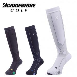ブリヂストンゴルフ BRIDGESTONE GOLF ゴルフ アクセサリー ソックス 靴下 メンズ TOUR B 3D EXPERT ハイソックス SOG712 himaraya