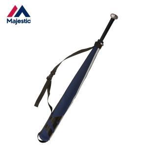 マジェスティック Majestic 野球 オーセンティック プラクティス バットケース Authentic Practice Bat Case ネイビー XM13-NVY5-MAJ-0004 himaraya