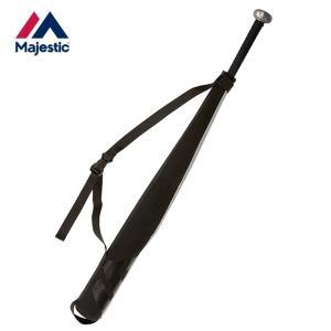 マジェスティック Majestic 野球 オーセンティック プラクティス バットケース Authentic Practice Bat Case ブラック XM13-BLK5-MAJ-0004 himaraya
