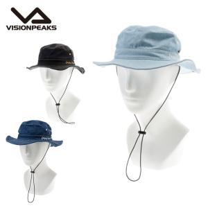 ビジョンピークス VISIONPEAKS ハット メンズ レディース デニムアドベンチャー VP171201G01 himaraya