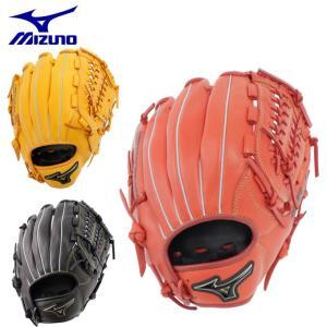 ミズノ MIZUNO 野球 一般軟式グラブ FLEX DUOII 1AJGR05110|himaraya