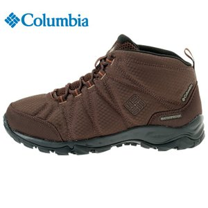 コロンビア Columbia トレッキングシューズ メンズ ファイアーキャンプ2ミッド ワイド BI1712 232|himaraya