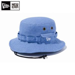 ニューエラ NEW ERA トレッキング アクセサリー ハット 帽子 Adventure Color Denim カラーデニム 11404536|himaraya